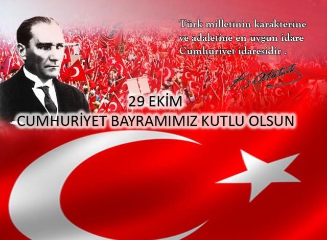 29 Ekim Cumhuriyet Bayramı-2